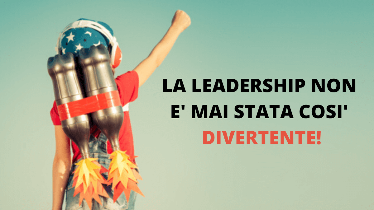 Leadership divertente